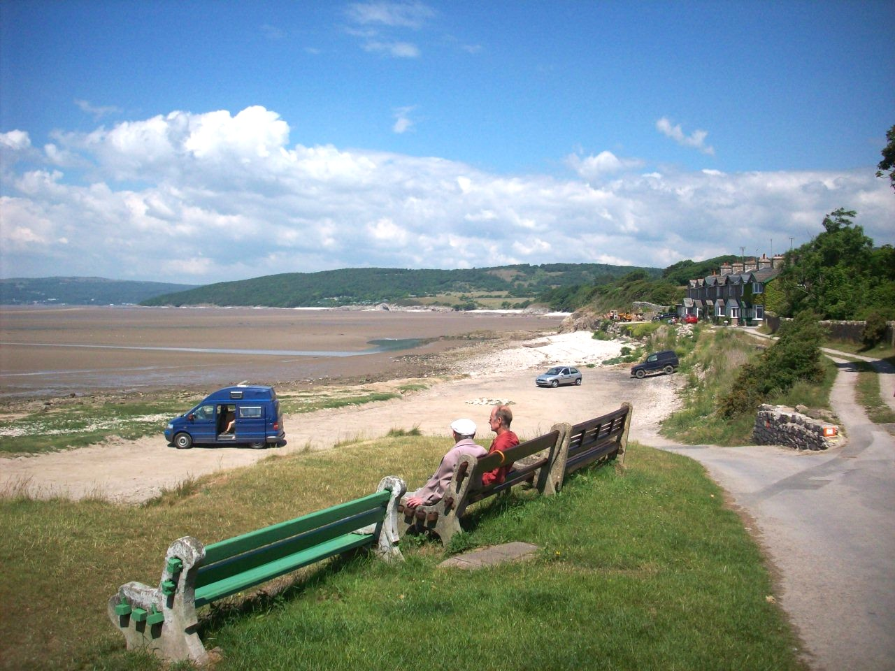 Pictures From My Cycle Tour Of Lancashire Featuring Morecambe Bay And The Forest Of Bowland